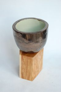 Bronze Sage Vessel 1